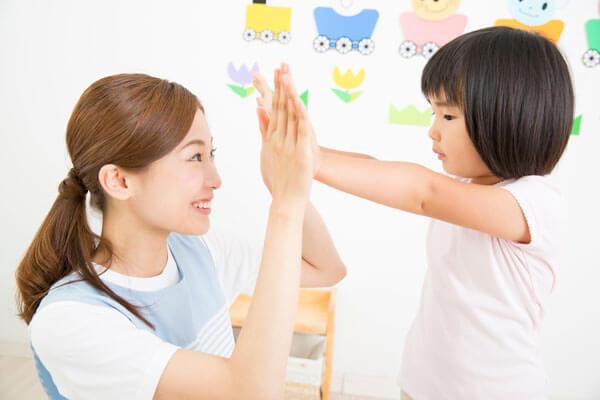 保育士による子供の着替えには大切な役割がある