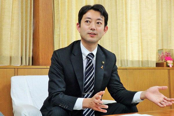 千葉市熊谷市長