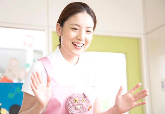 横浜市で人気の保育士求人 病院内保育